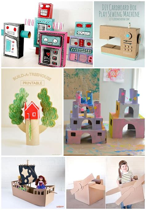 Papercraft Materials - hello wonderful 30 best recycled crafts for