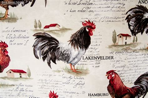 rooster print upholstery fabric cyber monday not so paltry poultry sale chicken and