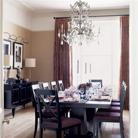 glamorous dining rooms glamorous dining room dining rooms decorating ideas image housetohome co uk
