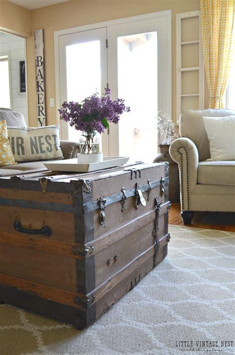 farmhouse living rooms farmhouse living room summer refresh little vintage nest
