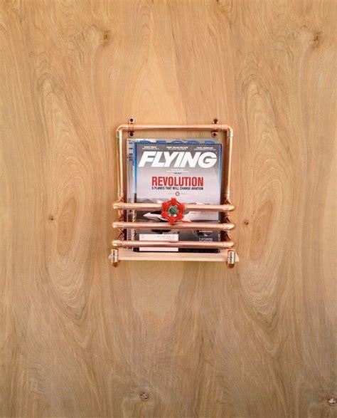 modern magazine rack wall wall mounted magazine rack modern woodworking projects