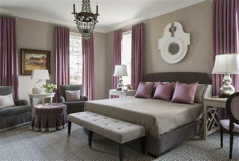 chambre couleur lilas 1001 id 233 es pour la d 233 coration d une chambre gris et violet