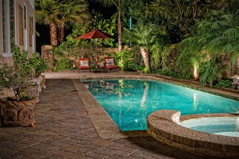 Beautiful Landscaping Small Backyards With Pools Home Pools For Small Backyards