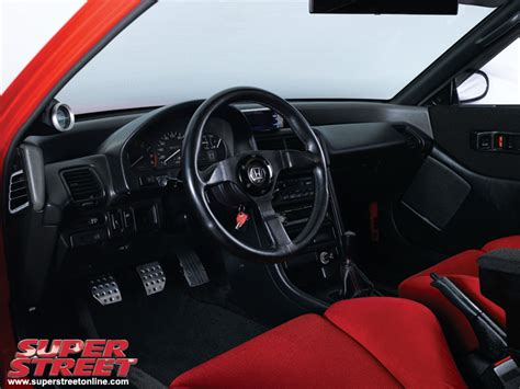 Honda Crx Interior by Honda Crx Interior Images Frompo