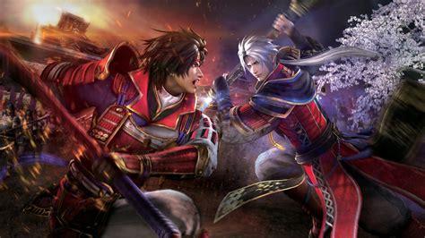 samurai warriors  game wallpapers hd wallpapers id