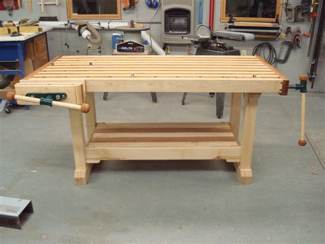 woodwork bench design woodworking bench by dock16 lumberjocks com