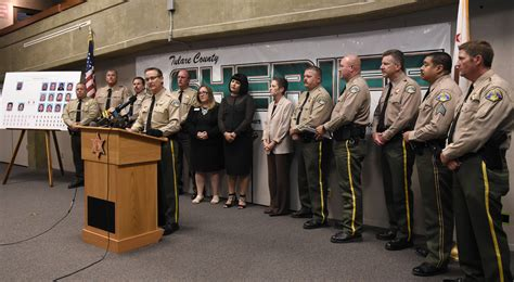 Tulare Welfare Office by Human Trafficking Ring Taken By Sheriff S Department