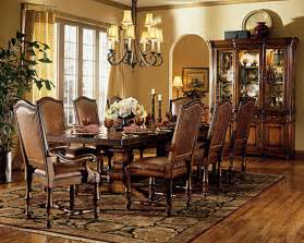 Set Dining Room Table Clues In Arranging Dining Room Table Elliott Spour House