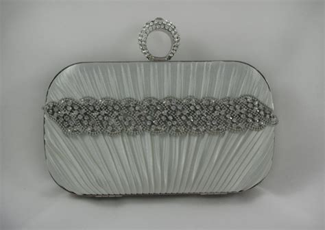 Wedding Box Clutch bridal clutch wedding handbag white box clutch