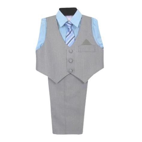 light grey toddler suit affordabletoddler light gray pinstripe suit vest set with