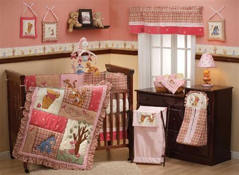 winnie the pooh nursery bedding 25 baby girl bedding ideas that are cute and stylish