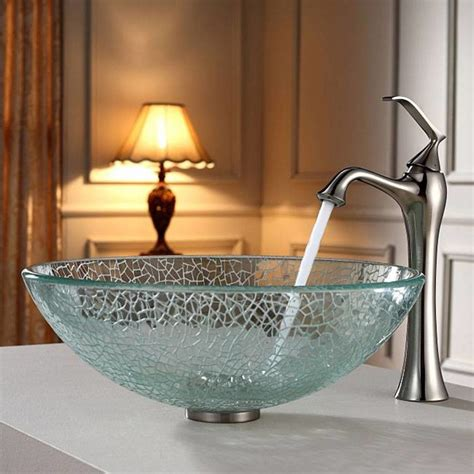 glass bathroom sink bowls bathroom killer image of bathroom decoration using round