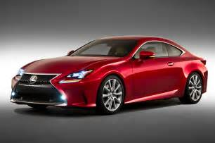 Lexus Rc 2015 Lexus Rc Stuns Some With True Sports Coupe Appeal