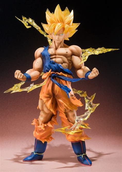 Figuarts Zero Goku by Figuarts Zero Z Goku Figure Up For Order