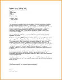 Sle Letter Of Appeal For Reconsideration reconsideration letter sle the best letter sle