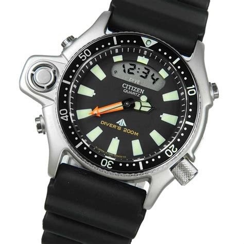 JP2000 08E Citizen Promaster Depth Divers Watch