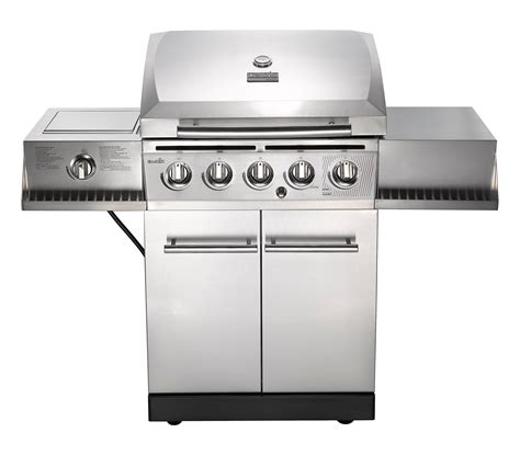 Char Broil 5 Burner Gas Grill Outdoor Living Grills Backyard Grill 5 Burner Gas Grill