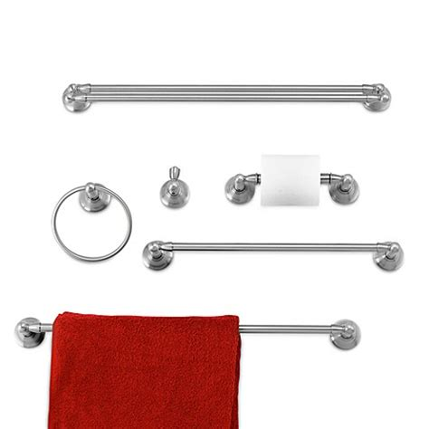 bathroom hardware collections inspirations sage collection brushed nickel bath