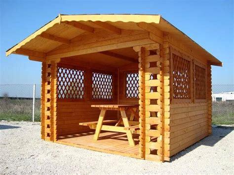 modelli di gazebo in legno gazebo in legno modello willy amalegno