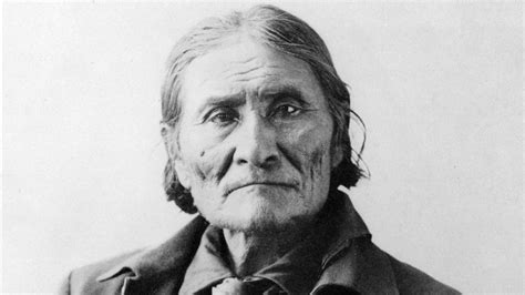 Geronimo In mike leach tackles geronimo the motivational murderer