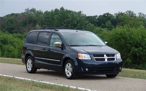 2009 dodge grand caravan always the same review
