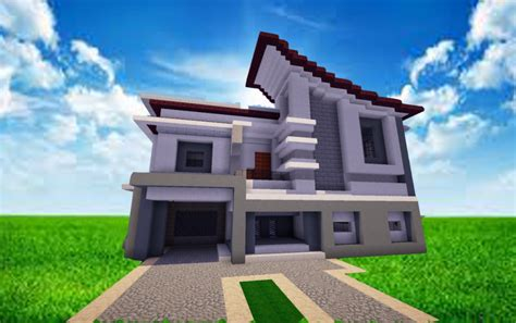 Modern House Ideas Mcpe Mods Android Apps On Google Play Modern House Ideas For Minecraft