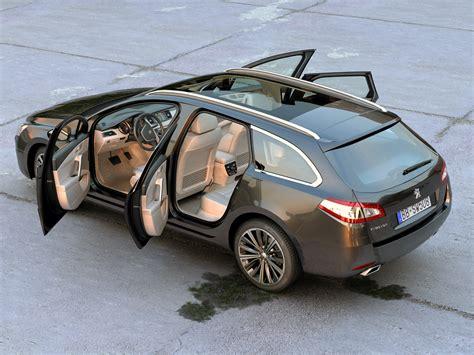 peugeot 2013 models peugeot 508 sw 2013 3d model flatpyramid