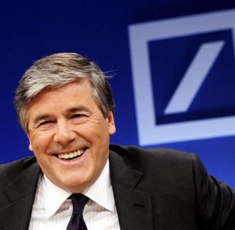 ackermann deutsche bank deutsche bank josef ackermann ist der top verdiener noch