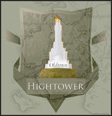 house hightower hightower seat of house hightower