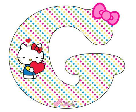 imagenes para cumpleaños sin letras letras de hello kitty abecedario para imprimir gratis