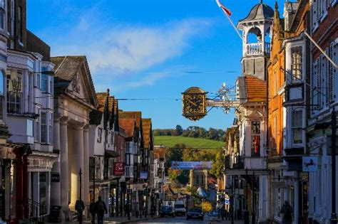 Modern Castle by Letting Agents Guildford Premier Lettings