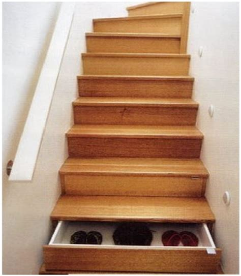 stair shoe storage wooden stair design with store shoes pouted