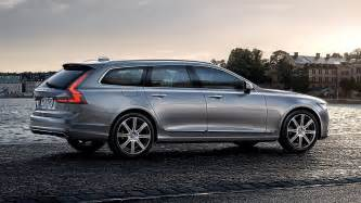 Best Car Deals Scotland 2017 Volvo V90 Review Luxury Wagon Takes On The Germans