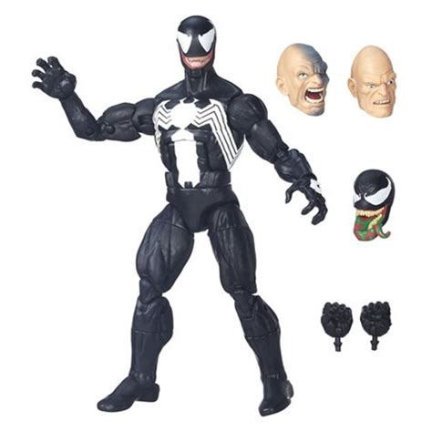 Figure Venom amazing spider marvel legends venom figure