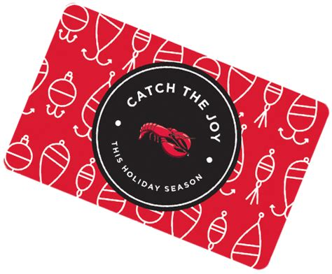 Redlobster Gift Card Balance - gift cards red lobster seafood restaurants