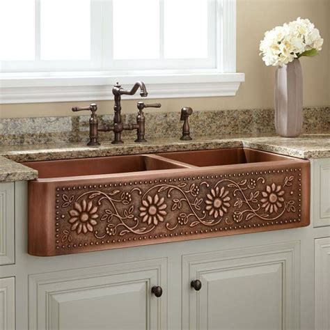 copper kitchen sinks for sale 1000 ideas about copper kitchen sinks on