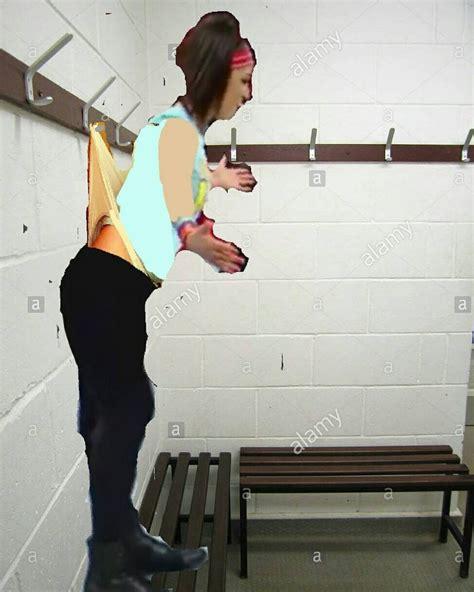 locker room wedgie bayleys locker room hanging wedgie by wwedivawedgies on deviantart