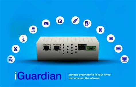 iguardian home security system launches on