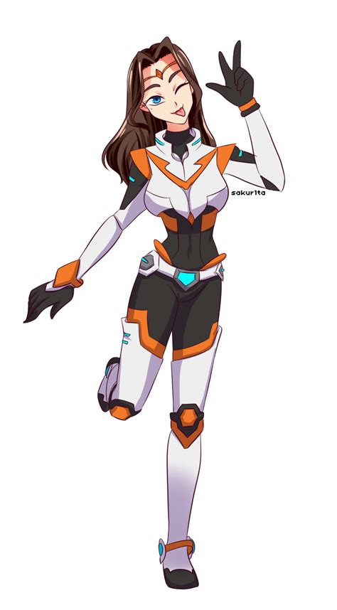 voltron legendary defenders oc p c by sakur1ta on