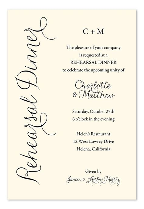 dinner invitation ideas 25 best ideas about dinner invitation wording on