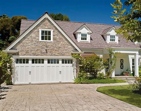 Cottage Garage Doors Encino California Cottage Charmer Traditional Exterior Other Metro By Clopay Building
