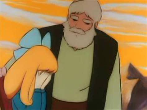 heidi una sedia per clara tristezza anni ottanta in versione cartone animato da
