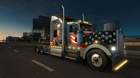 kenworth trucks kenworth w900 is almost here american truck simulator