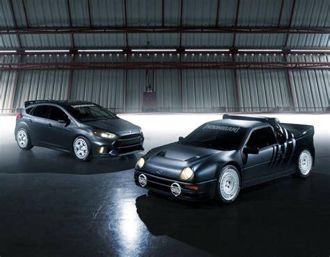 Focus Rs 200 by La 250 Ltima Adquisici 243 N De Ken Block Un Ford Rs200 161 Con