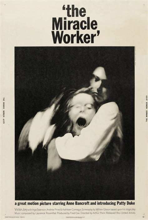 The Miracle Worker 1962 The Miracle Worker 1962 Filmaffinity