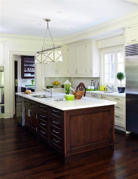two tone shaker kitchen cabinets hepfer designs amazing two tone kitchen with ivory