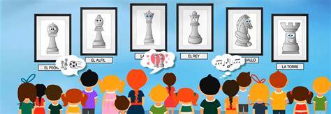 imagenes de niños jugando ajedrez dibujos animados para acercar el ajedrez a los m 225 s peque 241 os