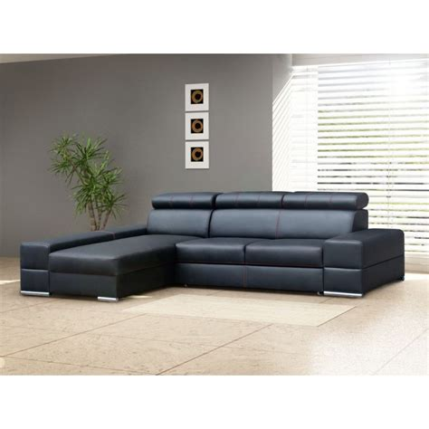Leather Corner Sofa Beds Leather Corner Sofa Bed Anzio