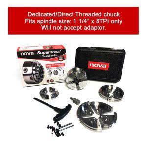 China Customized Nova G3 Chuck Bundle Manufacturers