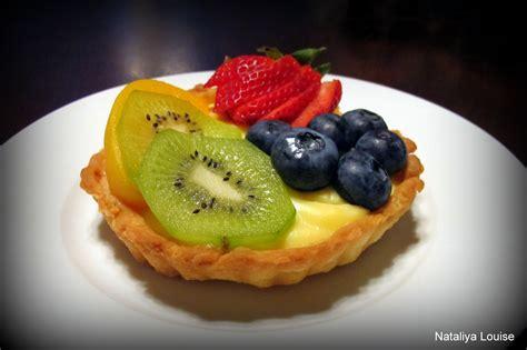 fruit tart fruit tart russian pastries desserts